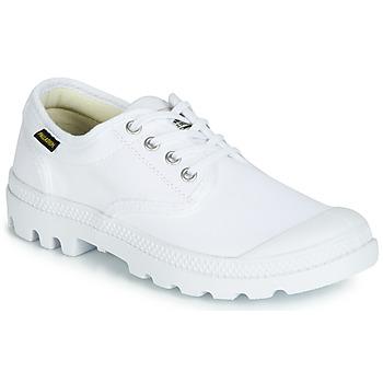 Sapatos Sapatilhas Palladium PAMPA OX ORIGINALE Branco