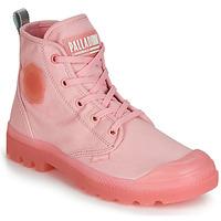 Sapatos Mulher Botas baixas Palladium PAMPALICIOUS Rosa