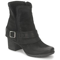 Sapatos Mulher Botins Dream in Green VINEL Preto