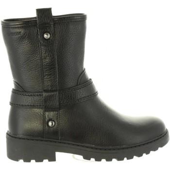 Sapatos Rapariga Botas Geox J6420A 00046 J CASEY Negro