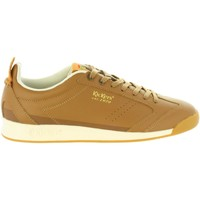 Sapatos Homem Sapatilhas Kickers 664790-60 KICK 18 LEA Marr?n