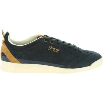 Sapatos Homem Sapatilhas Kickers 596880-60 KICK 18 Azul