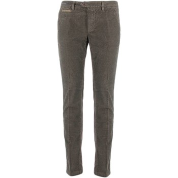 Textil Homem Chinos Teleria Zed VE MADE IN ITALY lama