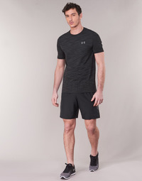 Textil Homem Shorts / Bermudas Under Armour WOVEN GRAPHIC SHORT Preto