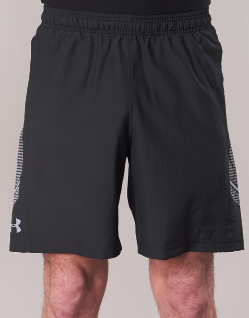 WOVEN GRAPHIC SHORT  Under Armour  shorts / bermudas  homem  preto
