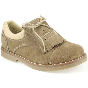 Sapatos Criança Sapatos Agm K Shoes Child Taupe