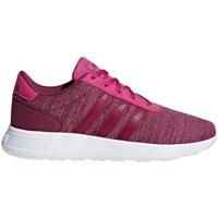 Sapatos Criança Sapatilhas adidas Originals Lite Racer K Cor-de-rosa