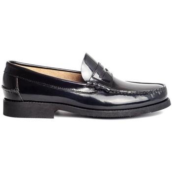 Sapatos Homem Mocassins Colour Feet OXFORD Preto