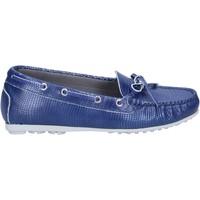 Sapatos Mulher Mocassins K852 & Son Mocassins BT933 Azul