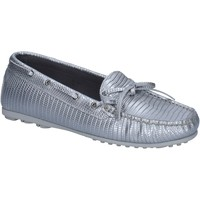 Sapatos Mulher Mocassins K852 & Son Mocassins BT934 Prata