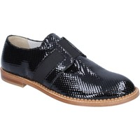 Sapatos Mulher Mocassins Arnold Churgin classiche nero vernice BT955 Nero