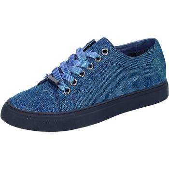 Sapatos Mulher Sapatilhas Sara Lopez Sneakers BT995 Azul