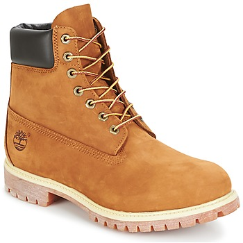 Sapatos Homem Botas baixas Timberland 6 IN PREMIUM BOOT Bege