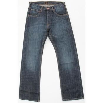 Textil Homem Calças Jeans Lee JOEY 71921TK blue