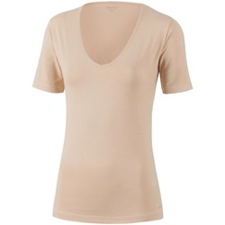 Textil Mulher T-Shirt mangas curtas Impetus Innovation Woman 8351898 144 Bege