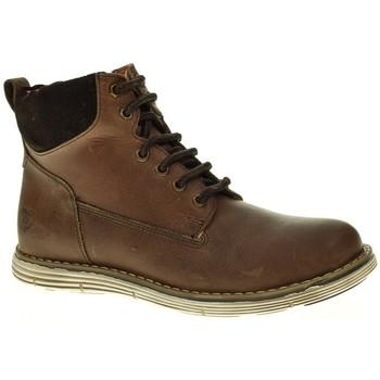 Sapatos Rapaz Botas baixas MTNG 47637 castanho