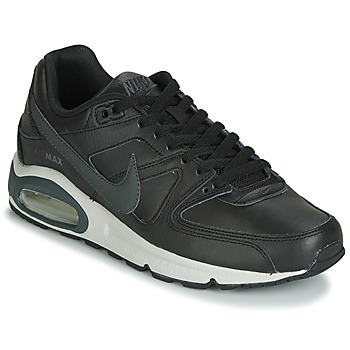 Sapatos Homem Sapatilhas Nike AIR MAX COMMAND LEATHER Preto