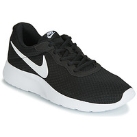 Sapatos Homem Sapatilhas Nike TANJUN Preto / Branco