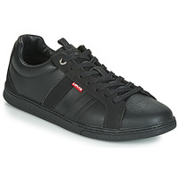 Sapatos Homem Sapatilhas Levi's TULARE Preto