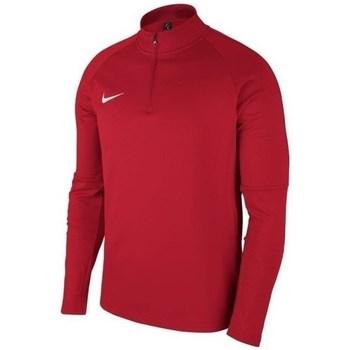Textil Homem Sweats Nike Dry Academy 18 Drill Top LS Vermelho