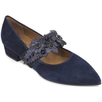 Sapatos Mulher Escarpim Estiletti 2604 Zapatos de Vestir de Mujer azul