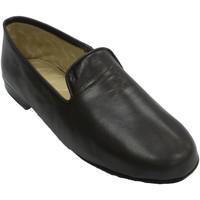 Sapatos Homem Chinelos Deisidro Pele do homem sapato muito confortável D marrón