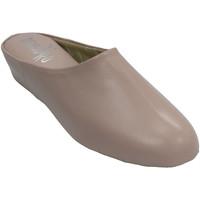 Sapatos Mulher Chinelos Deisidro Tênis mulher abrir a pele de volta para casa  em Rosa rosa