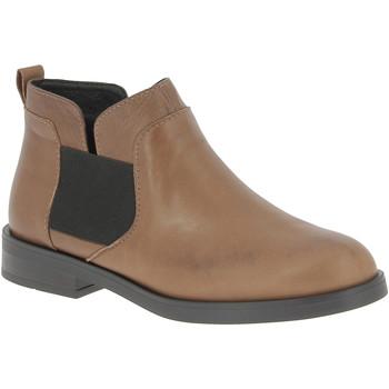 Sapatos Mulher Botas baixas Nikolas 182R-TAMNA marrone