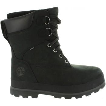 Sapatos Homem Botas Timberland A1HXB SNOW Negro
