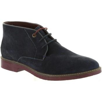 Sapatos Homem Botas baixas Kickers 660250-60 MATADOR Azul
