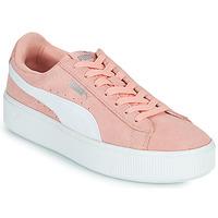 Sapatos Mulher Sapatilhas Puma VIKKY STACK PEA Rosa
