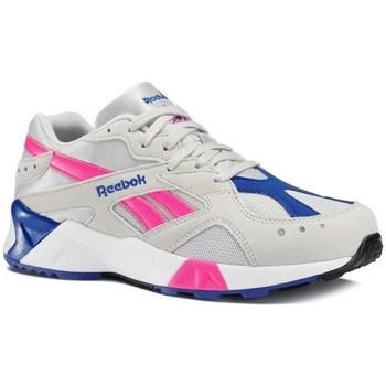 Sapatos Mulher Sapatos & Richelieu Reebok Sport Aztrek Cinzento, Cor-de-rosa