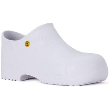Sapatos Calçado de segurança Calzuro PRO SAFETY BIANCO Bianco