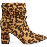 Sapatos Mulher Botins Buonarotti 1JB-18436 Camel