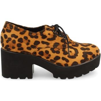 Sapatos Mulher Sapatos Buonarotti 1JB-18517 Camel