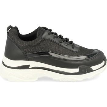 Sapatos Mulher Sapatilhas Tony.p BYH-38 Negro