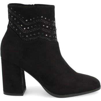 Sapatos Mulher Botins Kylie K1807309 Negro