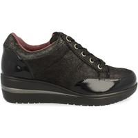 Sapatos Mulher Sapatilhas de cano-alto Kylie K1836001 Negro
