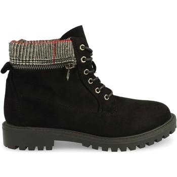 Sapatos Mulher Botas baixas Laik Y-5586 Negro