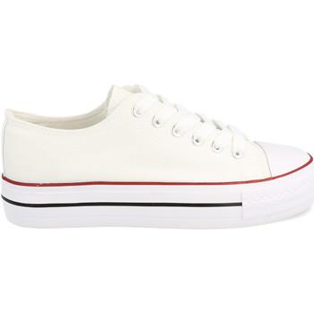 Sapatos Mulher Sapatilhas Tony.p BYH-72 Blanco