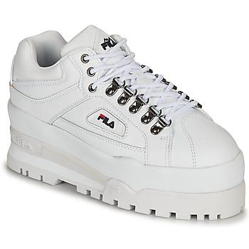 Sapatos Mulher Sapatilhas Fila TRAILBLAZER WEDGE WMN Branco