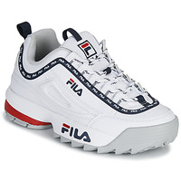 Sapatos Mulher Sapatilhas Fila DISRUPTOR LOGO LOW WMN Branco