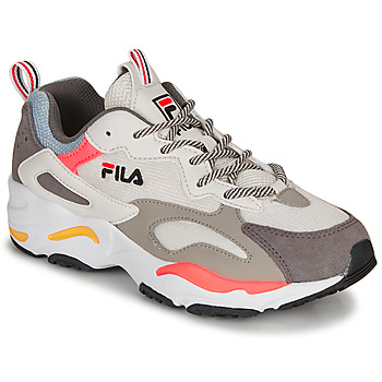 Sapatos Mulher Sapatilhas Fila RAY TRACER WMN Branco / Cinza