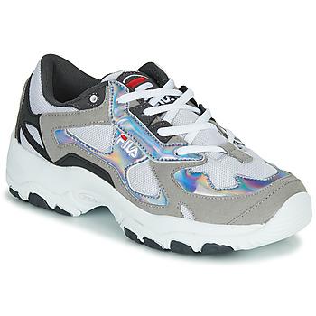 Sapatos Mulher Sapatilhas Fila SELECT WMN Prata
