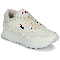 Sapatos Mulher Sapatilhas Fila ORBIT ZEPPA L WMN Bege