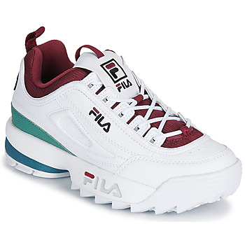 Sapatos Mulher Sapatilhas Fila DISRUPTOR  CB LOW WMN Branco