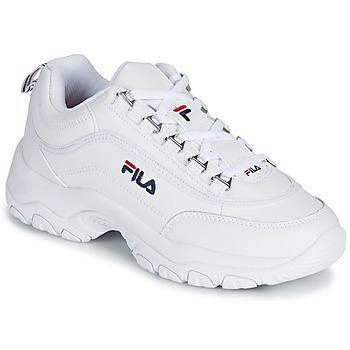 Sapatos Mulher Sapatilhas Fila STRADA LOW WMN Branco