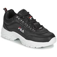 Sapatos Mulher Sapatilhas Fila STRADA LOW WMN Preto