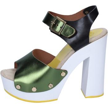 Sapatos Mulher Escarpim Suky Brand Sandálias BS18 verde