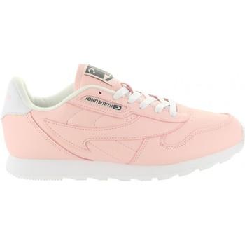 Sapatos Mulher Sapatilhas John Smith CRESIR W 18I Rosa